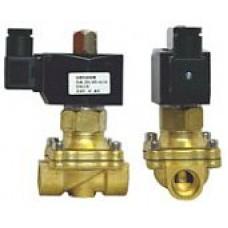 Клапан электромагнитный прямого действия серии Vz нормально открытый DN 25 купить