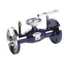 Клапан балансировочный стальной Vexve 143 065/25 серия 143 фланцевый Ду 65 купить