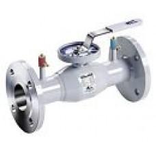 Клапан балансировочный из нержавеющей стали Vexve серия 243 фланцевый Ду 40 купить